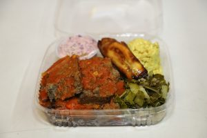 Photo of delicious meal from Speedy Redemption