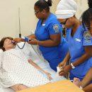 UVI Nursing Students