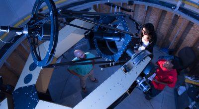 Etelman Observatory Telescope