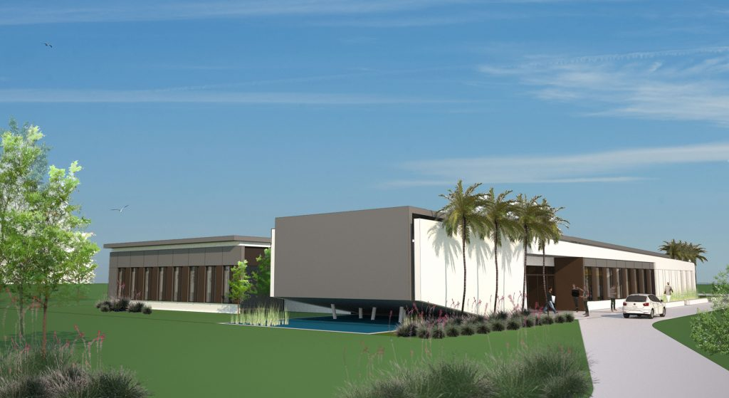 UVI Simulation Center Rendering